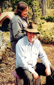 Roger and Wanda Williams own and operate Six Mile Ranch
